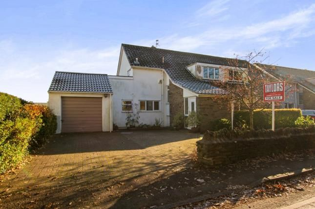 Thumbnail Semi-detached house for sale in Church Road, Frenchay Village, Bristol, South Glos