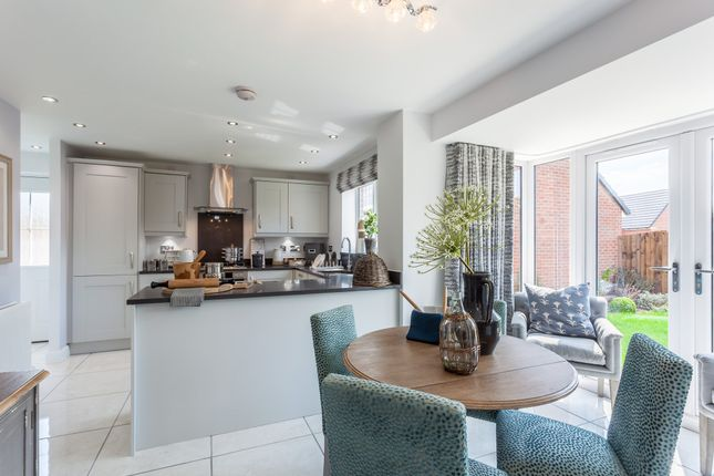 """Thumbnail Detached house for sale in """"Cambridge"""" at Church Road, Webheath, Redditch"""