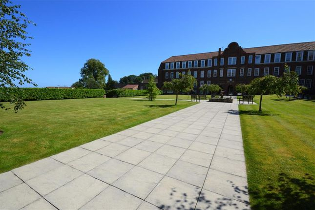Thumbnail Flat for sale in Hunmanby Hall, Hall Park Road, Hunmanby, Filey