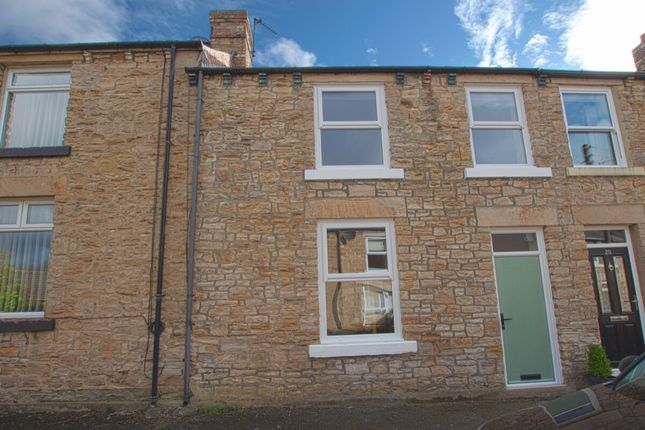 Thumbnail Terraced house to rent in Raglan Place, Burnopfield, Newcastle Upon Tyne
