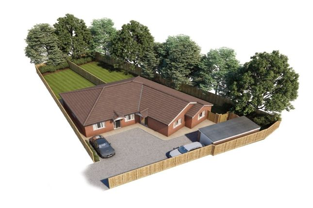 Thumbnail Bungalow for sale in Hobbs Close, St. Albans