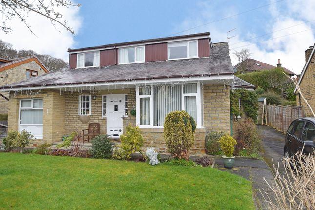 Thumbnail Detached bungalow for sale in Redburn Avenue, Shipley, Bradford, West Yorkshire