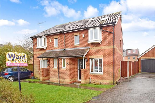 Thumbnail Semi-detached house for sale in Sussex Road, Erith, Kent