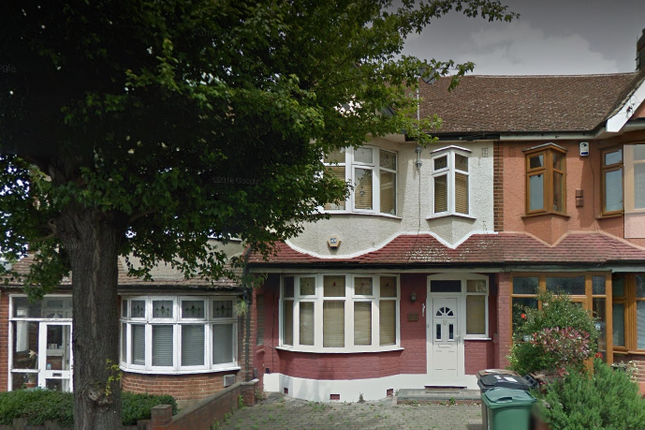 Thumbnail Terraced house to rent in Sinclair Road, Chingford