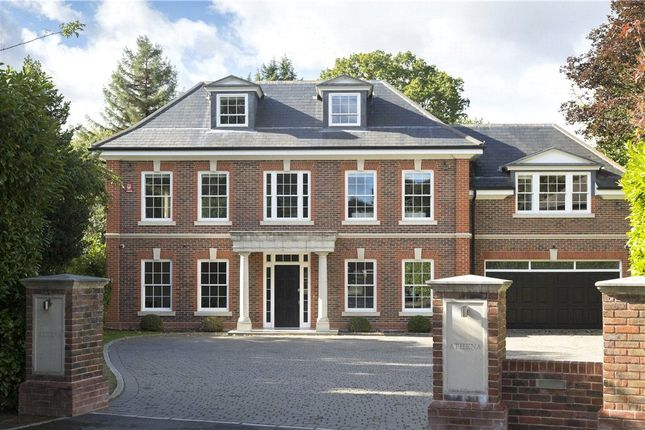 Thumbnail Detached house for sale in Coombe End, Golf Club Drive