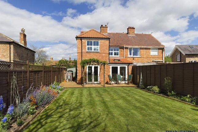 Thumbnail Semi-detached house for sale in St Georges Cottages, Everingham, York