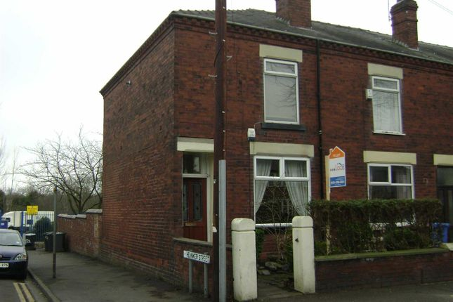 Thumbnail End terrace house to rent in Walkden Road, Worsley, Manchester