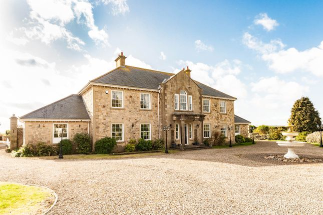 Thumbnail Detached house for sale in Thisuldome Manor, Iveston Lane, Iveston, County Durham