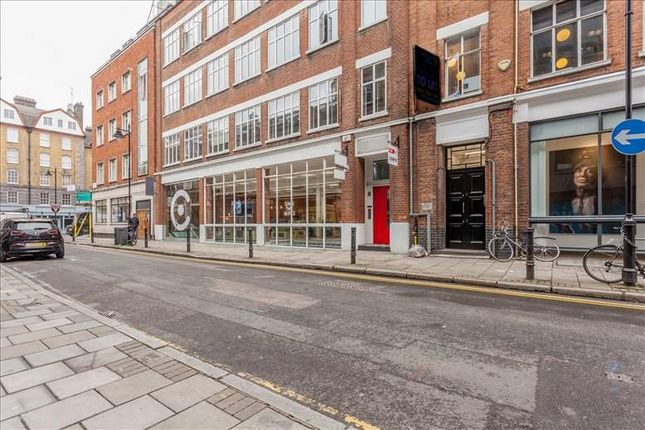 Thumbnail Office to let in Great Sutton Street, London