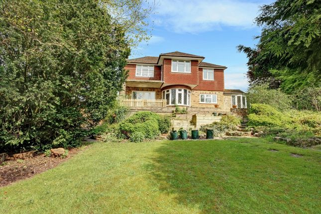 Thumbnail Detached house to rent in Manton Hollow, Manton, Marlborough