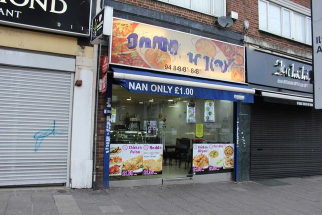 Thumbnail Restaurant/cafe for sale in Longbridge Road, Barking