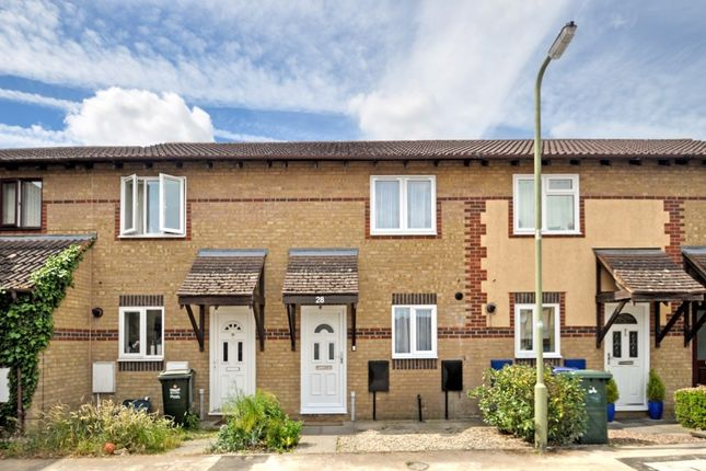 2 bed terraced house for sale in Cypress Gardens, Bicester