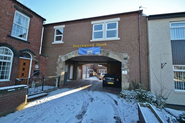 Thumbnail Flat to rent in Front Street, Earsdon, Whitley Bay
