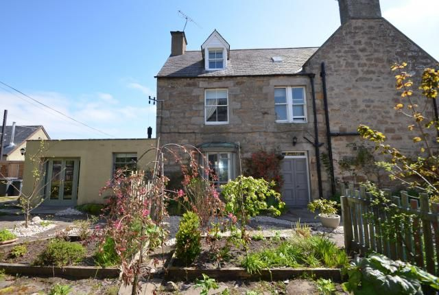 Thumbnail End terrace house for sale in Cairnhill, High Street, Dornoch