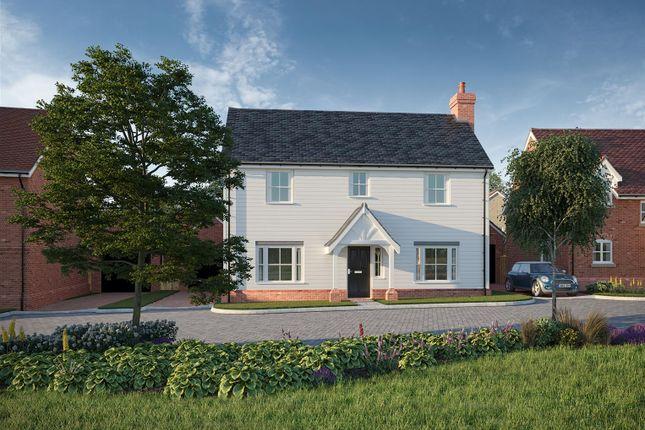 Thumbnail Detached house for sale in Latchingdon Park, Burnham Road, Latchingdon, Essex