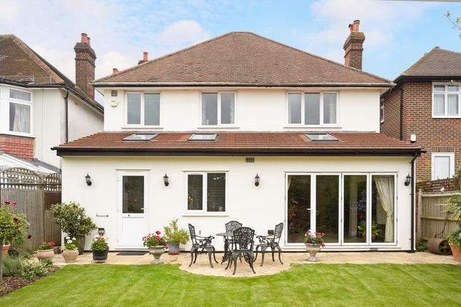 Thumbnail Detached house to rent in Manor Road, Cheam, Sutton