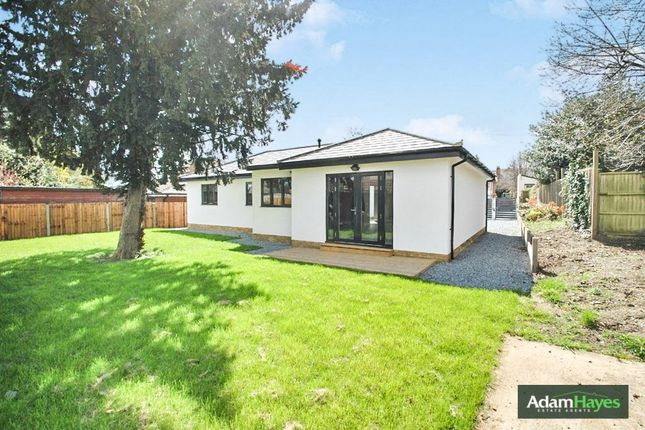 Thumbnail Detached bungalow to rent in Torrington Park, North Finchley