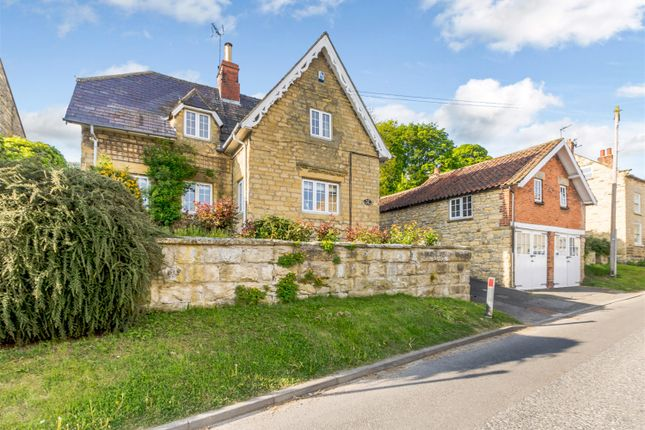 Thumbnail Detached house for sale in East End, Ampleforth, York