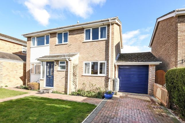 Thumbnail Detached house to rent in Jackson Close, Carterton