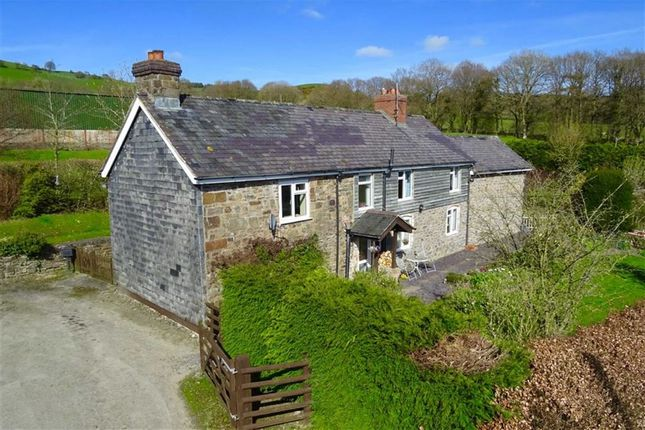 Thumbnail Detached house to rent in Llwydcoed, Bwlchyffridd, Newtown, Powys