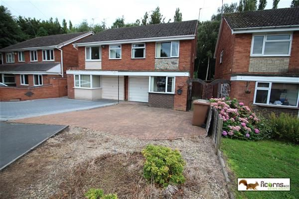 Semi-detached house for sale in Belinda Close, Willenhall