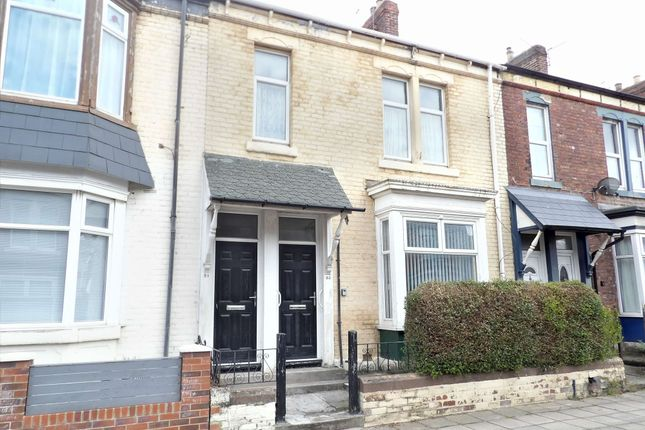 Thumbnail Flat for sale in Marlborough Street North, South Shields