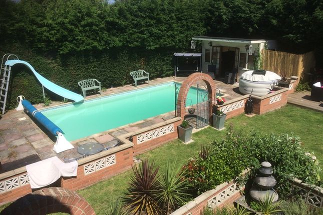 Thumbnail Detached house for sale in Mill Lane, Bradwell, Great Yarmouth