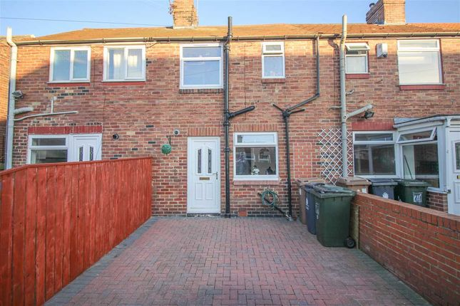 Thumbnail Terraced house to rent in Queens Gardens, Annitsford, Annitsford