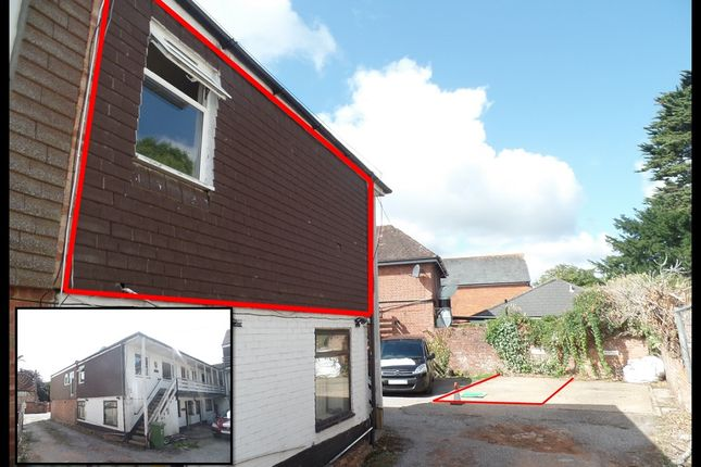 Thumbnail Flat for sale in Winchester Street, Southampton
