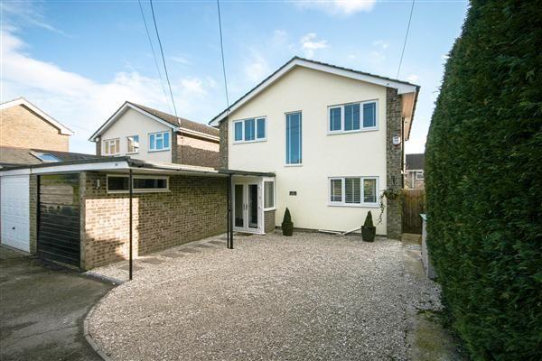 Thumbnail Detached house for sale in Mortimers Lane, Fair Oak, Eastleigh