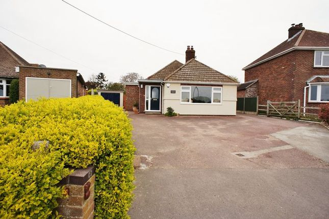 Thumbnail Detached bungalow for sale in Thorrington Road, Great Bentley, Colchester