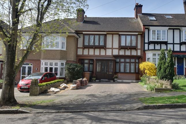 Thumbnail Terraced house for sale in Hurst Avenue, London