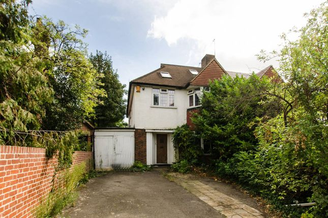 Thumbnail Property for sale in Leigham Court Road, Streatham