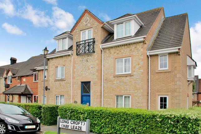 Thumbnail Flat to rent in Hay Leaze, Bristol