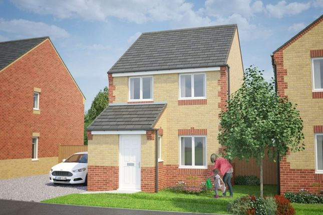 Detached house for sale in Roman Way, Scunthorpe