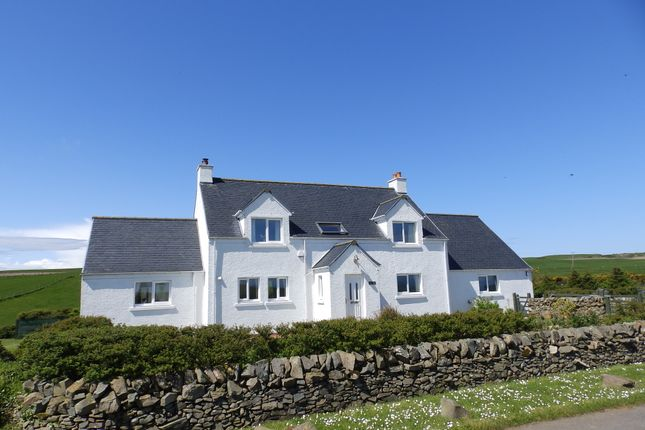 Thumbnail Detached house for sale in Mull Of Galloway, Drummore