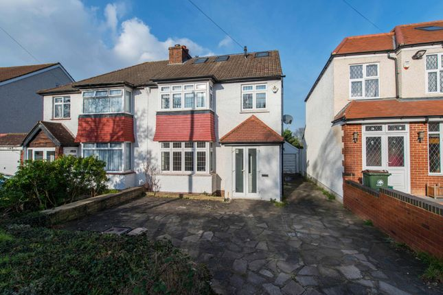 Thumbnail Semi-detached house for sale in Link Lane, Wallington