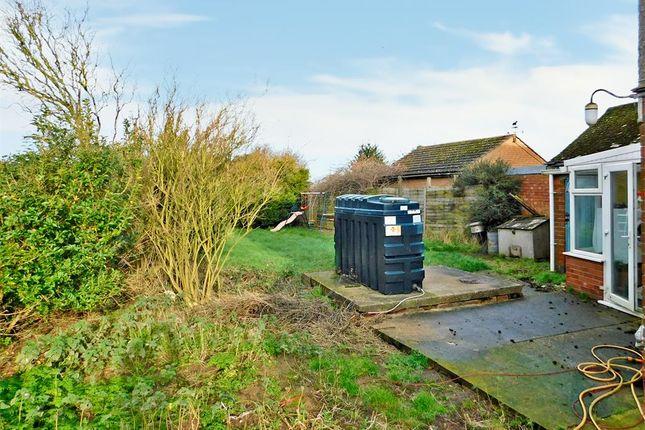 Garden 4 of Wainfleet Road, Thorpe St. Peter, Skegness PE24
