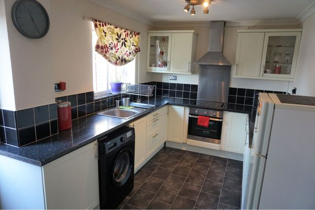 Thumbnail End terrace house to rent in George Lansbury Drive, Newport