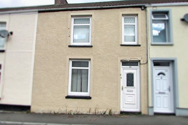 Thumbnail Terraced house for sale in Yeo Street, Resolven, Neath, Neath Port Talbot.
