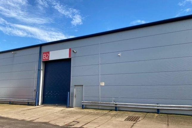 Light industrial to let in B2, Newport Business Centre, Corporation Road, Newport