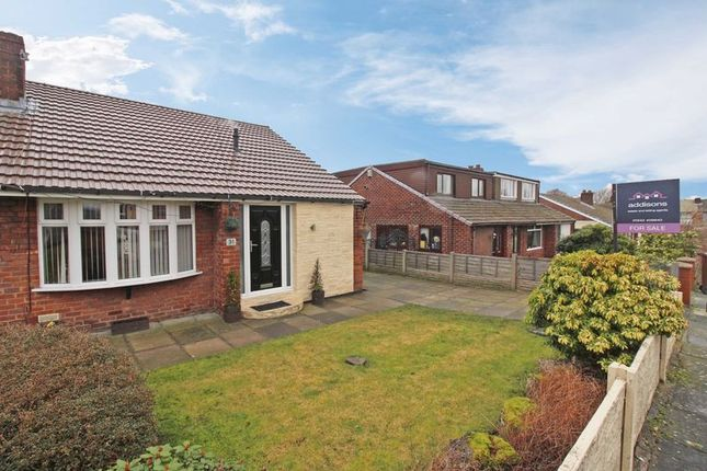Thumbnail Semi-detached bungalow to rent in Derwent Road, Orrell, Wigan