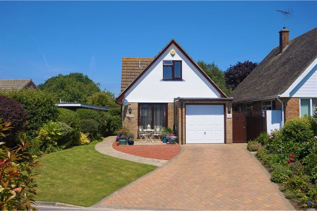 Thumbnail Property for sale in Shirley Drive, Felpham