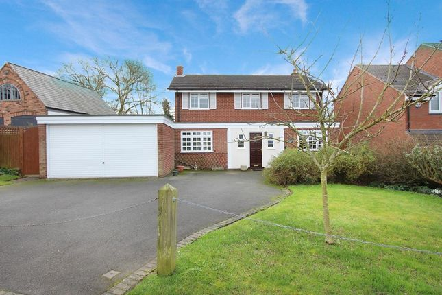 4 bed detached house for sale in Station Road, Clifton Upon Dunsmore, Rugby