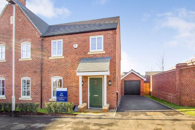 3 bed semi-detached house for sale in Warren Hill, Kettering, Northamptonshire NN16