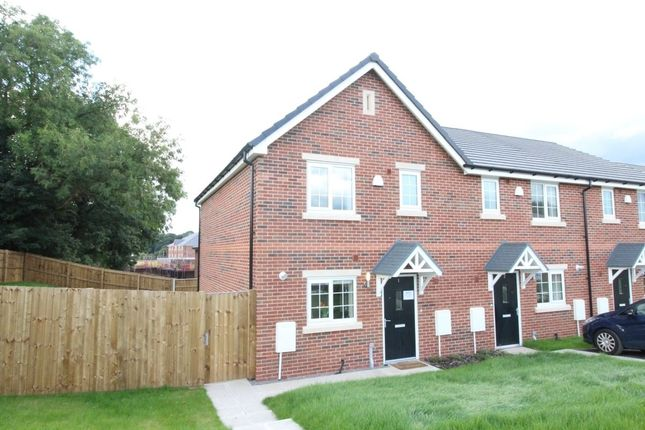 3 bed semi-detached house for sale in West Heath Shopping Centre, Holmes Chapel Road, Congleton