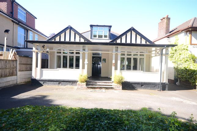 Thumbnail Detached bungalow for sale in Aigburth Road, Aigburth, Liverpool