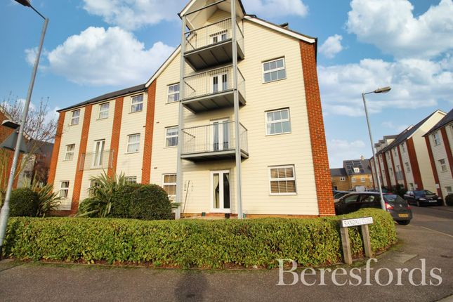 Thumbnail Flat for sale in Randall Close, Witham, Essex