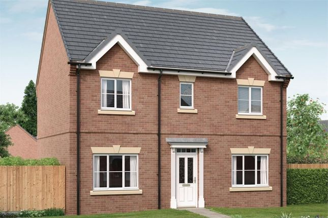 "Thumbnail Detached house for sale in ""The Buchan"" at Redcar Lane, Redcar"