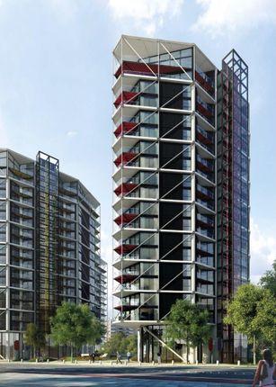Thumbnail Flat for sale in Riverlight One, Nine Elms, Battersea, London